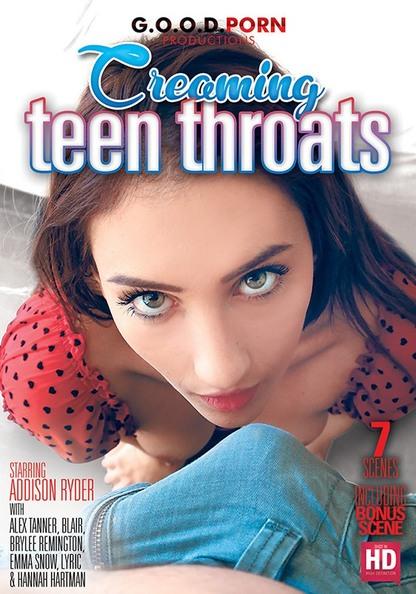 Creaming Teen Throats