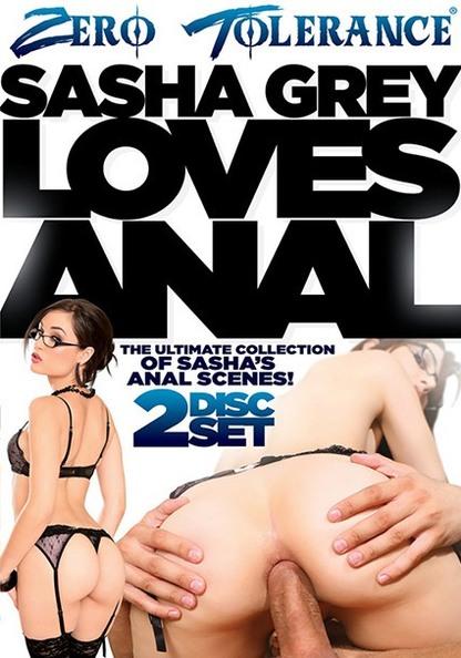 Sasha Grey Loves Anal