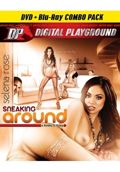 Sneaking Around - DVD + Blu-ray Combo Pack