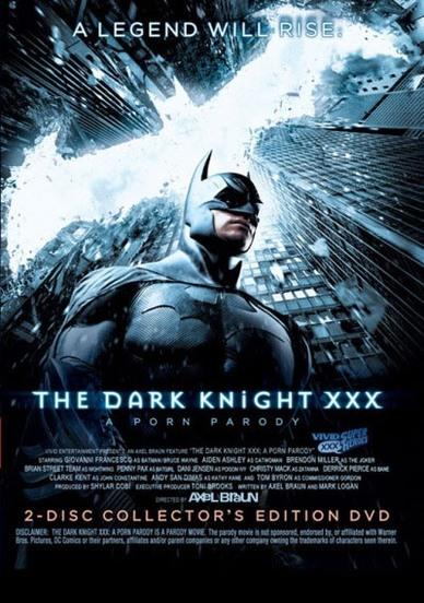 The dark knight porn