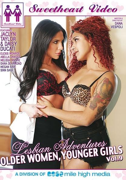 Lesbian Adventures: Older Women, Younger Girls 9