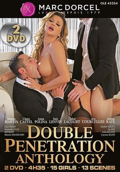 Double Penetration Anthology
