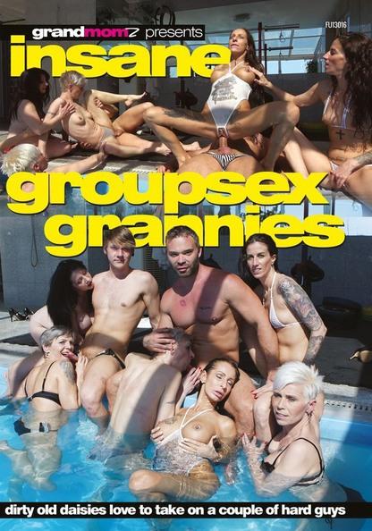 Insane Groupsex Grannies