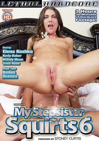 My Stepsister Squirts 6