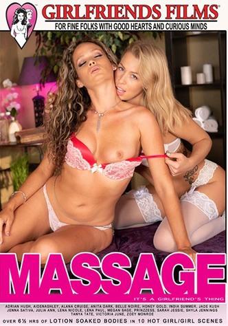 Massage: It's A Girlfriend's Thing