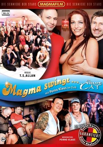 Magma swingt... mit Porno Klaus im Club Blue Cat