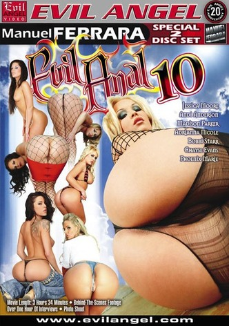 Evil Anal 10 - Special 2 Disc Set
