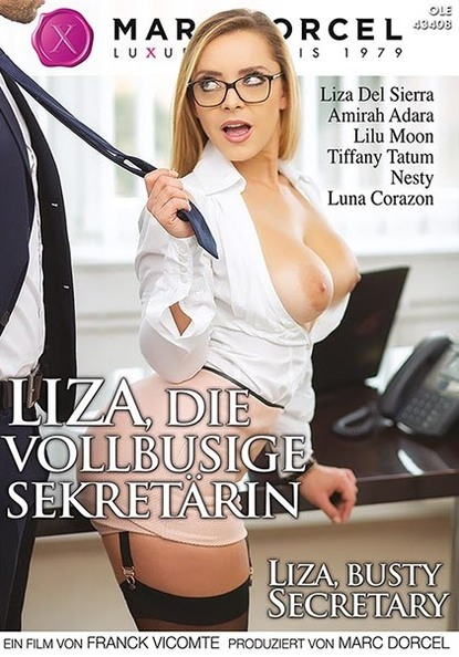 Liza, die vollbusige Sekretärin