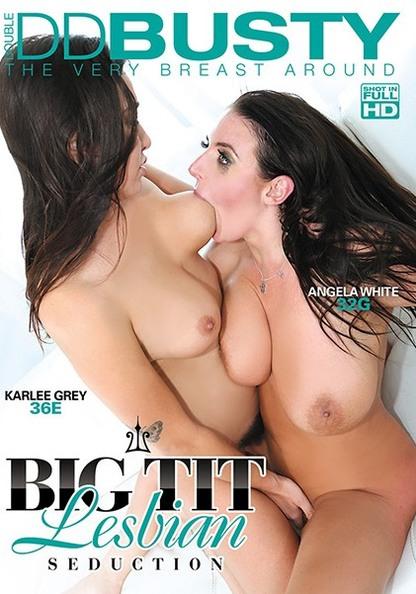 Big Tit Leasbian Seduction