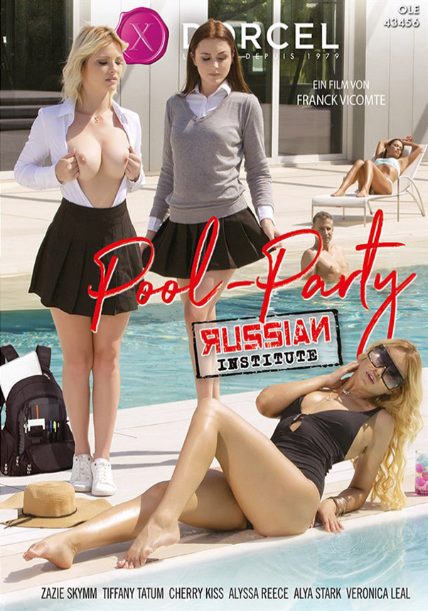 Russian Institute: Pool-Party