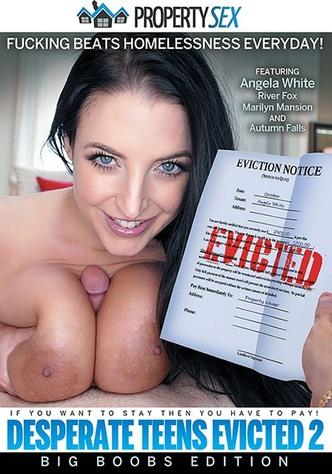Desperate Teens Evicted 2: Big Boobs Edition