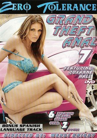 Grand Theft Anal 7