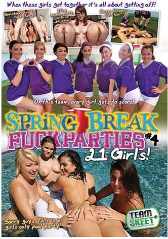 Spring Break Fuckparties 4