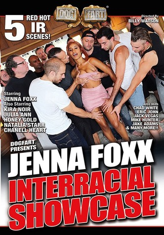 Jenna Foxx: Interracial Showcase