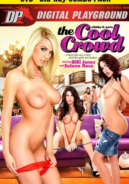The Cool Crowd - DVD + Blu-ray Combo Pack