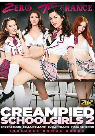 Creampied Schoolgirls 2