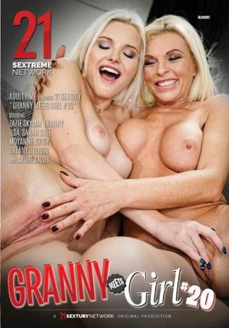 Granny Meets Girl 20