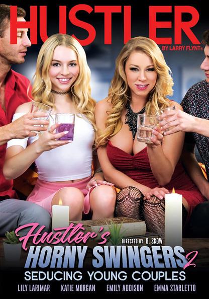 Hustler's Horny Swingers 2: Seducing Young Couples