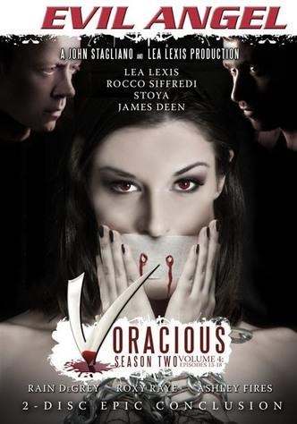 Voracious: Season Two Volume 4