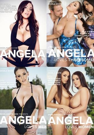 Angela White 4-Pack