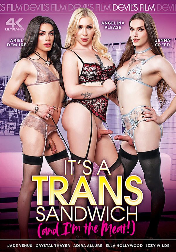 It's A Trans Sandwich (And I'm The Meat)
