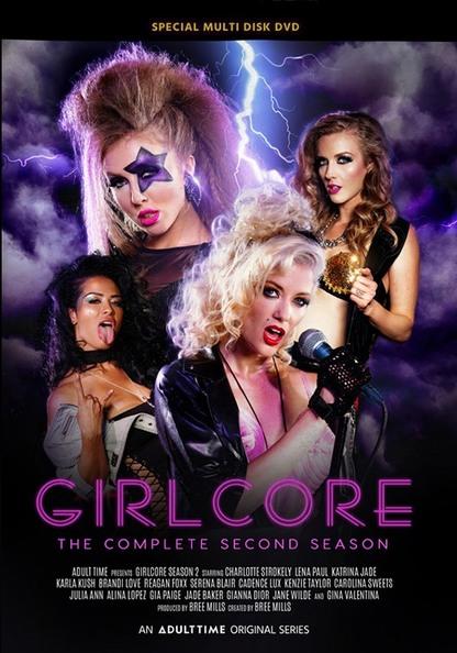 Girl Core: The Complete Second Season