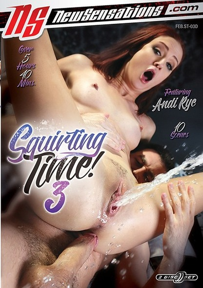 Squirting Time 3