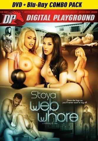 Stoya: Web Whore - DVD + Blu-ray Combo Pack