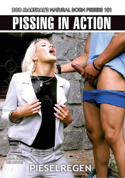 Pissing In Action 101: Pieselregen