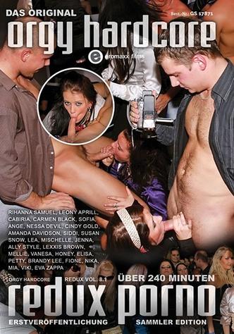 Orgy Hardcore: Redux Porno 8.1