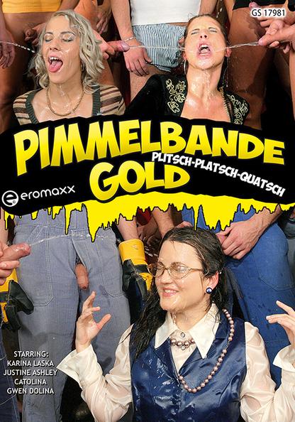 Pimmelbande Gold: Plitsch-Platsch-Quatsch