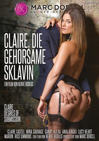 Claire, die gehorsame Sklavin
