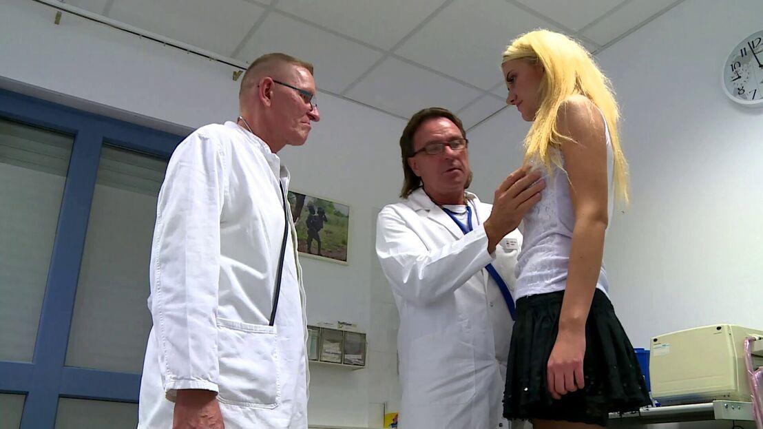 Frauenarzt sex Sex Beim