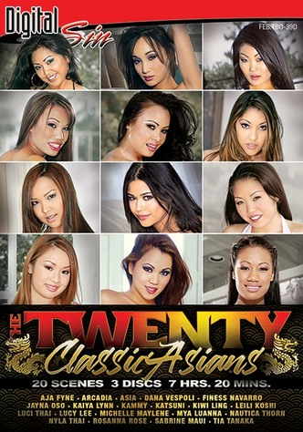 The Twenty: Classic Asians