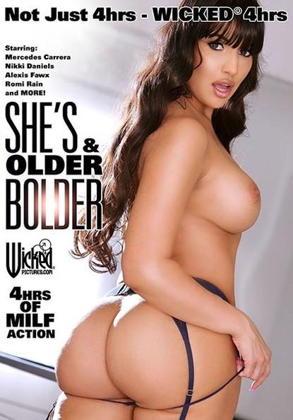 She's Older & Bolder