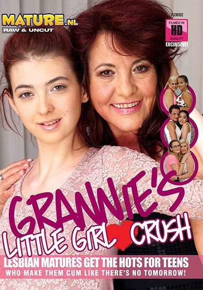 Grannies Little Girl Crush