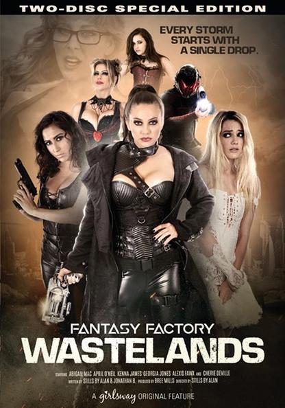 Fantasy Factory: Wastelands