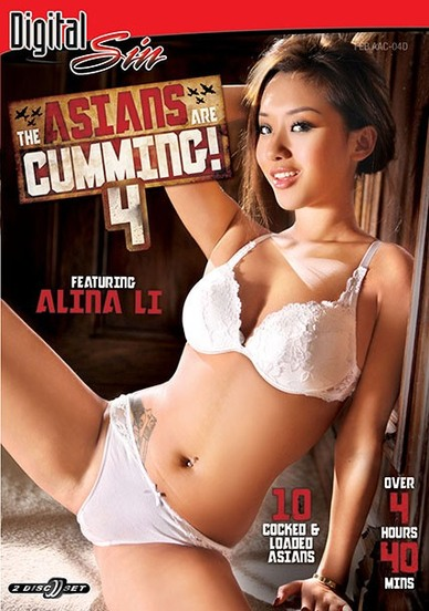 The Asians Are Cumming 4