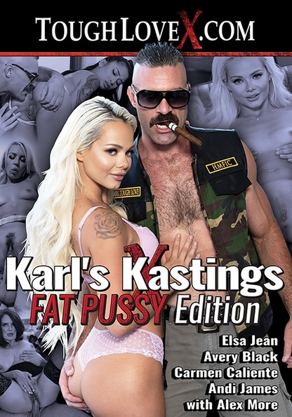 Karl's Kastings Fat Pussy Edition