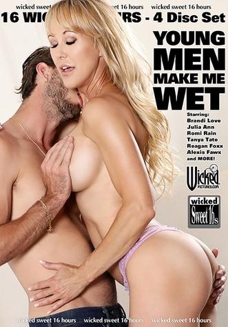 Young Men Make Me Wet