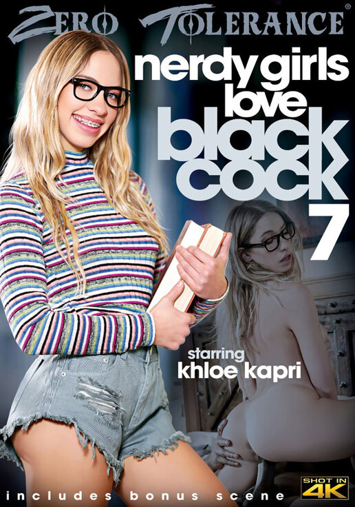 Nerdy Girls Love Black Cock 7