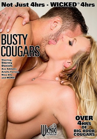 Busty Cougars