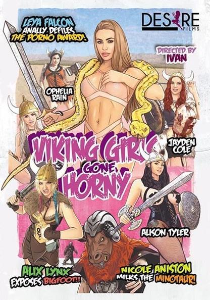 Viking Girls Gone Horny