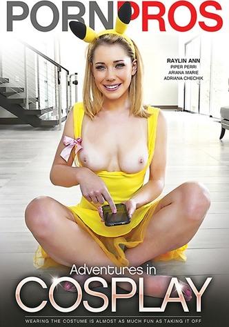 Adventures In Cosplay
