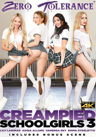 Creampied Schoolgirls 3