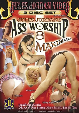 Ass Worship 8 - 2 Disc Set