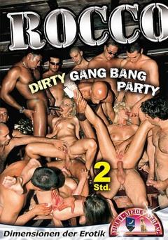 Gang-bang-party How to