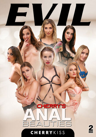 Cherry's Anal Beauties - 2 Disc Set