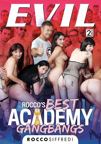 Rocco's Best Academy Gangbangs