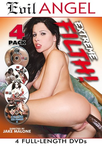 Extreme Filth 4-Pack - 4 Disc Set